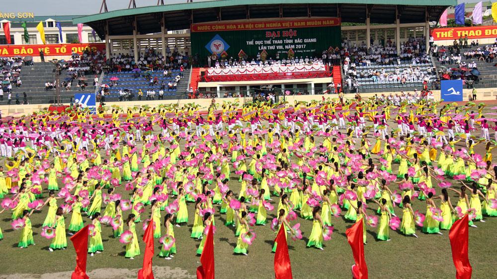 Một năm thành công của thể thao Bắc Giang