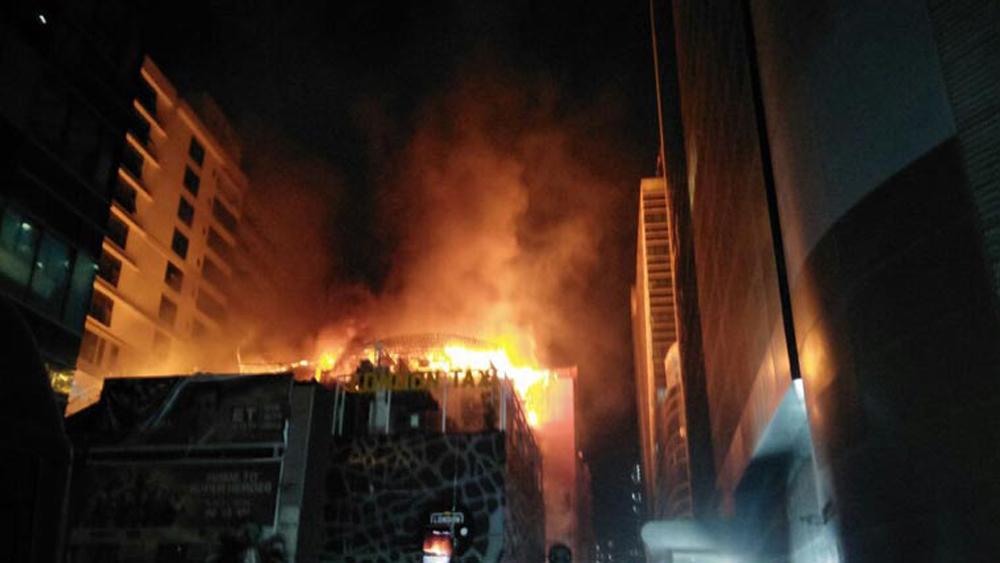 Tiệc sinh nhật chìm trong hỏa hoạn ở Ấn Độ, ít nhất 12 người chết