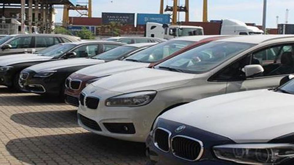 Vụ buôn lậu ô tô tại Euro Auto: Hải quan lý giải vì sao hơn 600 xe BMW chưa được thông quan