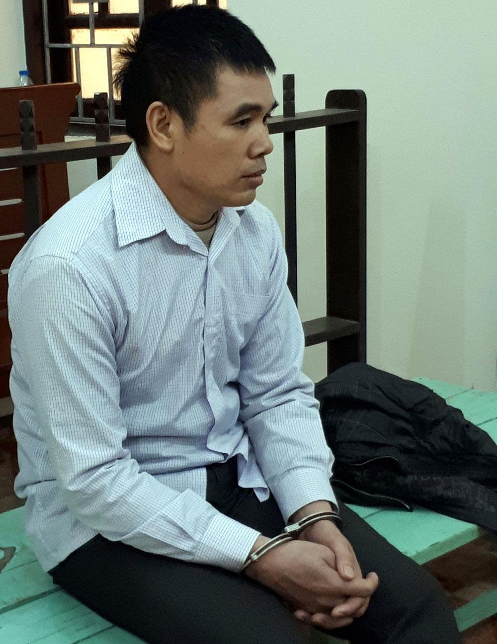 Xét xử,  vụ hai công dân,  bị hành hung,  tại trụ sở UBND xã Đồng Cốc, Lục Ngạn