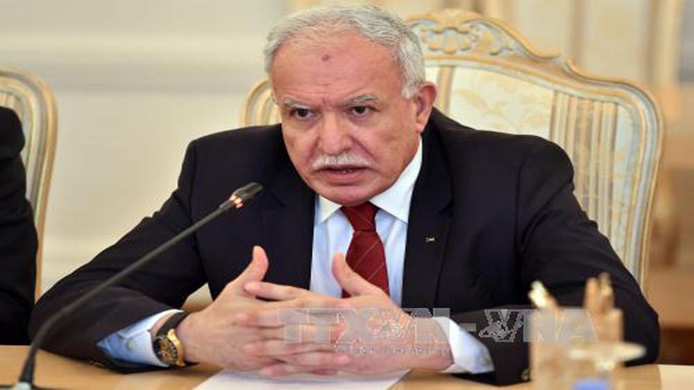Palestine kêu gọi tẩy chay các nước chuyển Đại sứ quán tới Jerusalem