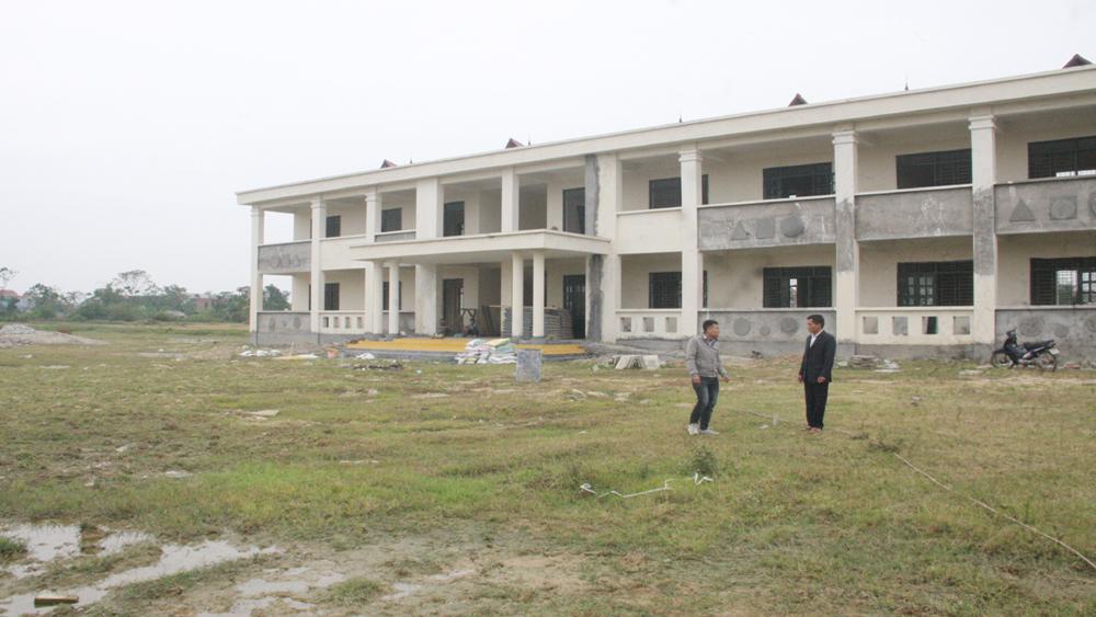 Phụ nữ huyện Hiệp Hòa: Hiến hơn 23 nghìn m2 đất làm công trình phúc lợi