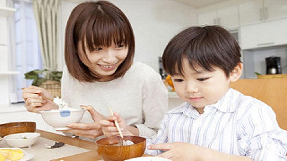 Cách dạy con, tự lập, người Nhật