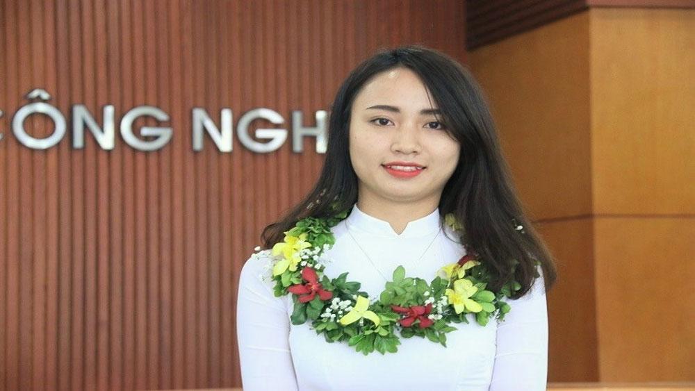 Nữ sinh,  tiêu biểu nhất trong lĩnh vực kỹ thuật, Khuất Thị Ngọc Ánh