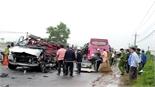Hơn 8.200 người chết vì tai nạn giao thông trong năm 2017