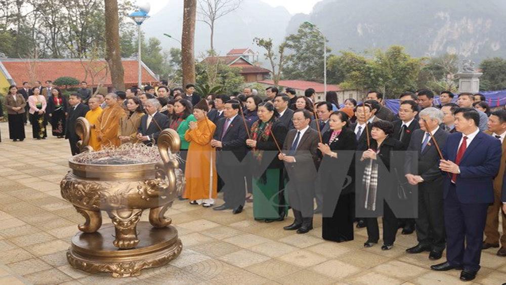 Khánh thành Nhà tưởng niệm Chủ tịch Hồ Chí Minh tại Sơn La