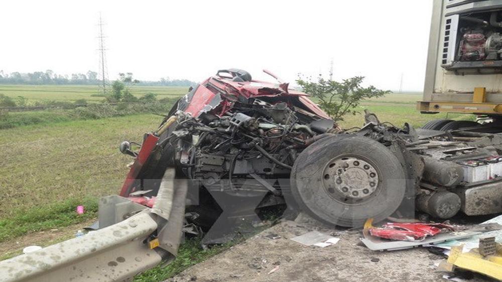Ba ngày nghỉ Tết Dương lịch: Gần 70 người chết vì tai nạn giao thông