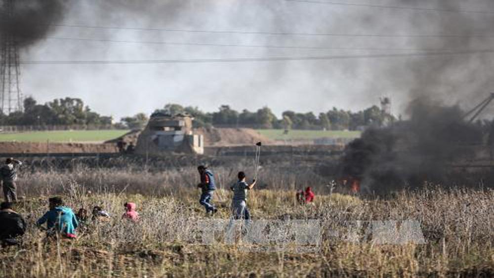 Thêm một vụ phóng rocket từ dải Gaza vào Israel