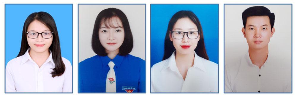 4 sinh viên,  Bắc Giang,  nhận giải thưởng,  Sao Tháng Giêng