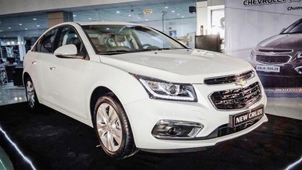 Nhiều ôtô giảm giá gần 100 triệu đồng dịp đầu năm 2018