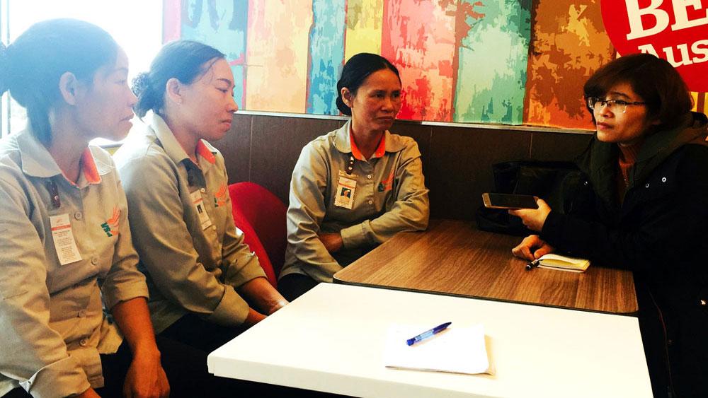 Công ty TNHH Dịch vụ Phú Sĩ đã thanh toán lương cho lao động