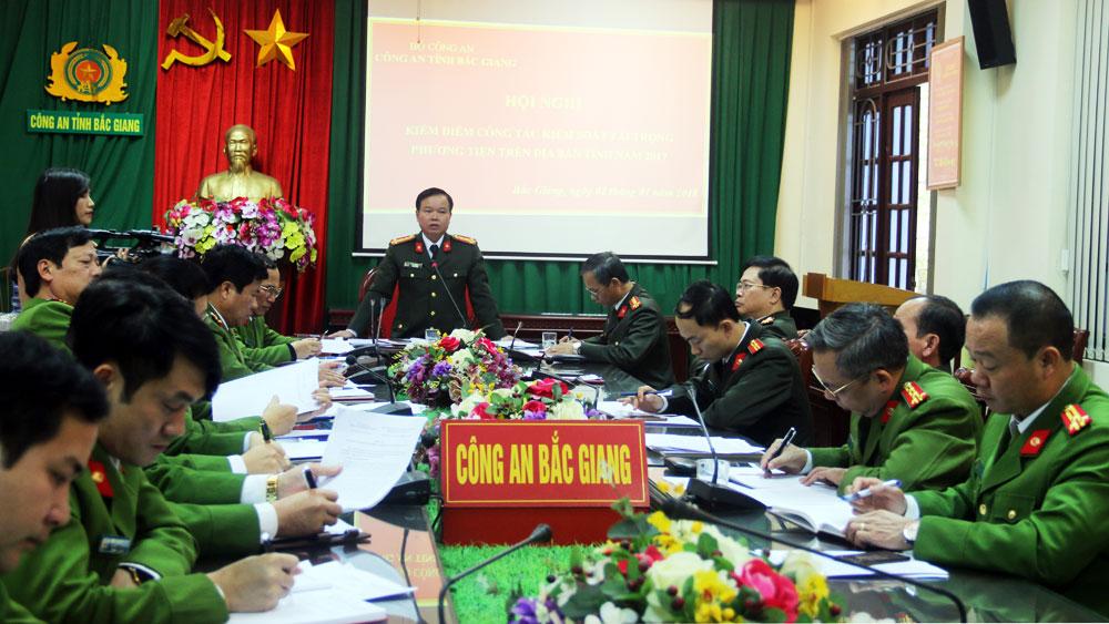 Bắc Giang: Kiên quyết ngăn chặn phương tiện quá khổ, quá tải