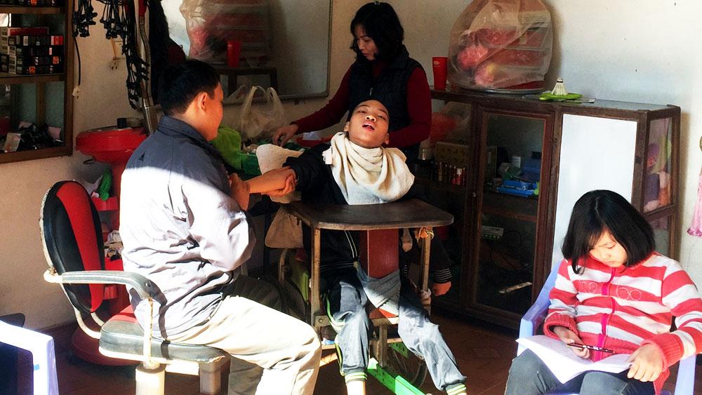 Xã Tân Dĩnh (Lạng Giang): Chưa thấu đáo trong xem xét, xác định hộ nghèo