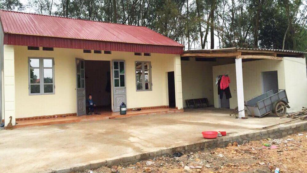 Gia đình anh Trần Văn Thắng đã có nhà ở, ổn định cuộc sống
