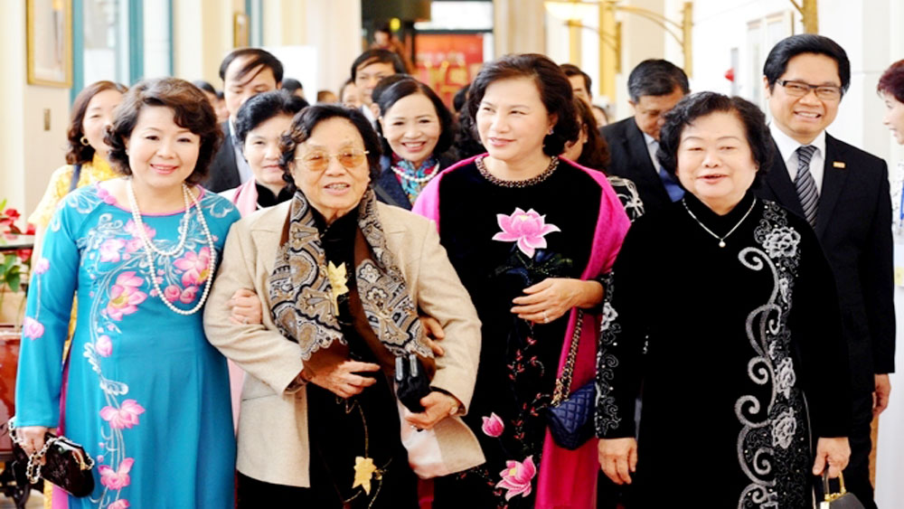 Vietnam leads region for ratio of female business leaders