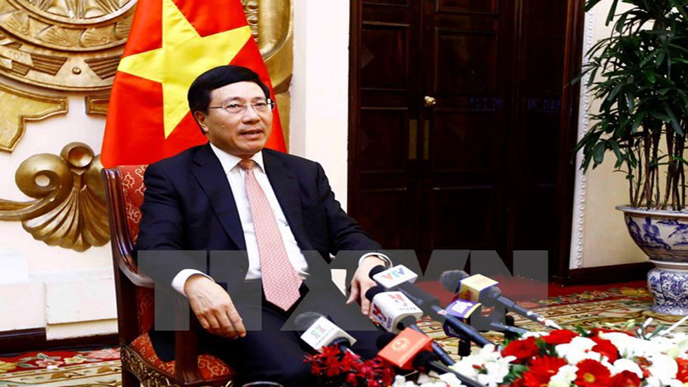 2017 – one of most successful years of Vietnam's diplomacy: Deputy PM