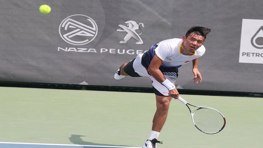 Nam wins first match at Hong Kong Futures