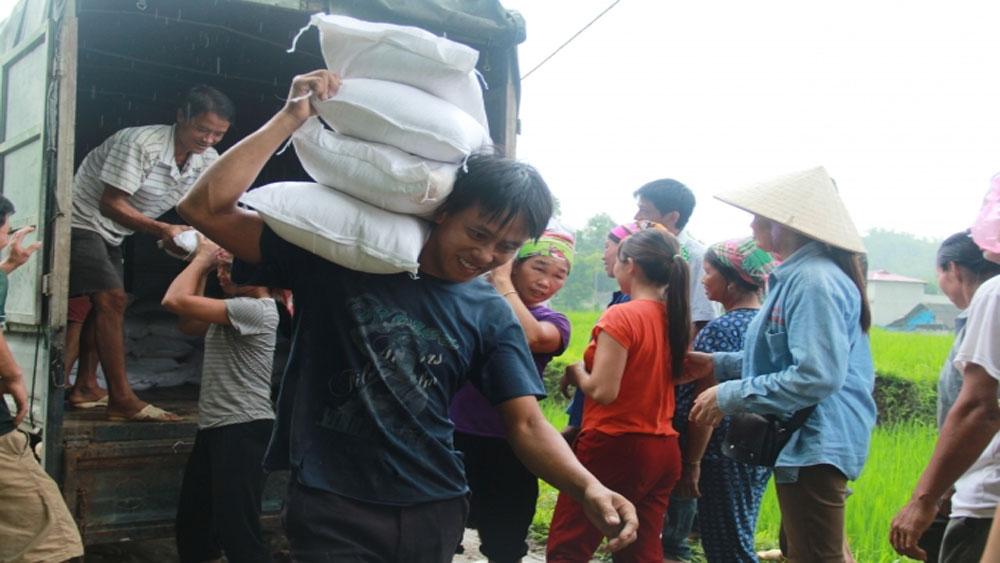 """Triển khai thực hiện Chương trình hành động Quốc gia """"Không còn nạn đói"""""""