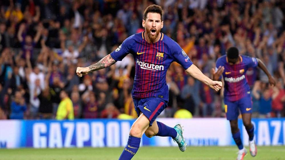 Thách thức, Messi, năm 2018, cầu thủ, danh hiệu