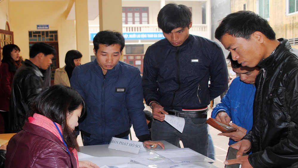 Bac Giang: Over 29,000 workers employed in 2017