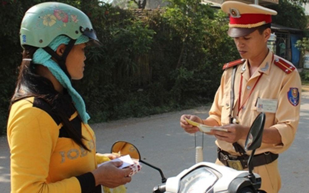 Tăng cường các biện pháp bảo đảm an toàn giao thông