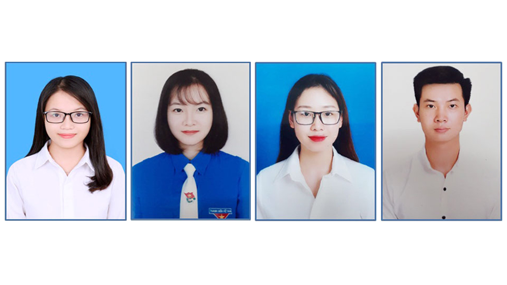 "Four Bac Giang students win ""January Star"" award"