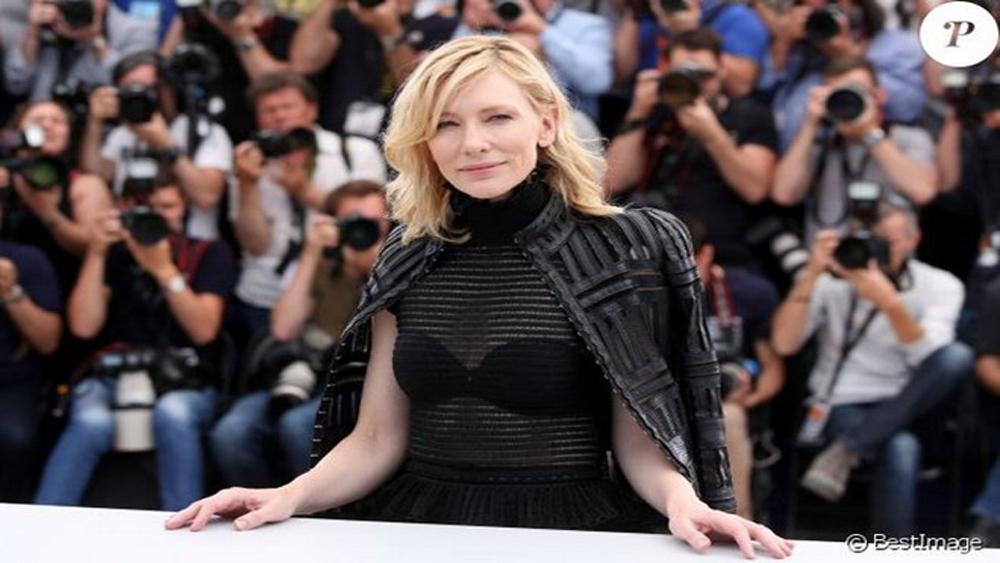 Minh tinh, Cate Blanchett, Chủ tịch, Ban giám khảo, LHP, Cannes 2018