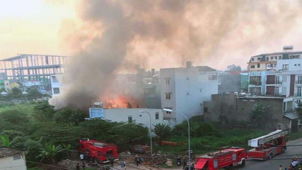 11 người chết trong các vụ nổ năm 2017