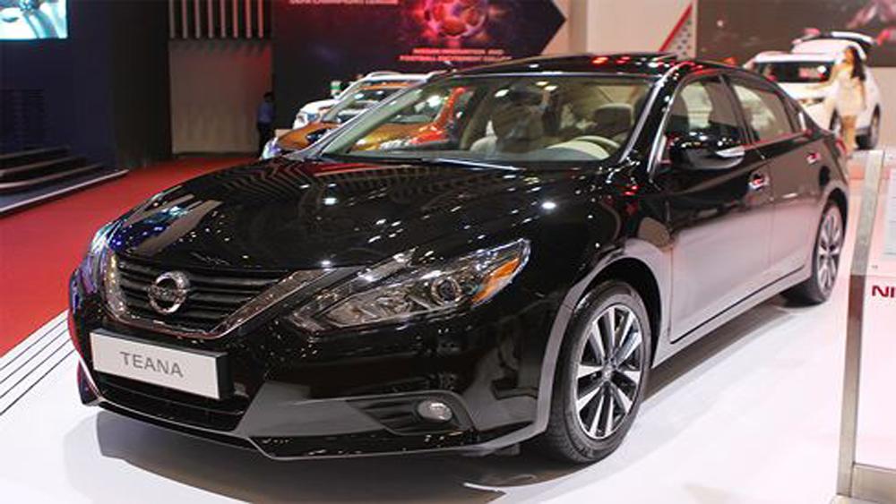 Thêm mẫu ôtô Nhật Bản giảm giá gần 200 triệu đồng ở Việt Nam