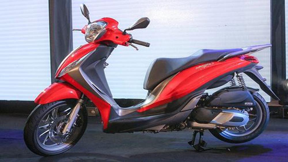 Xe máy Piaggio dính lỗi triệu hồi nhiều nhất ở Việt Nam năm 2017