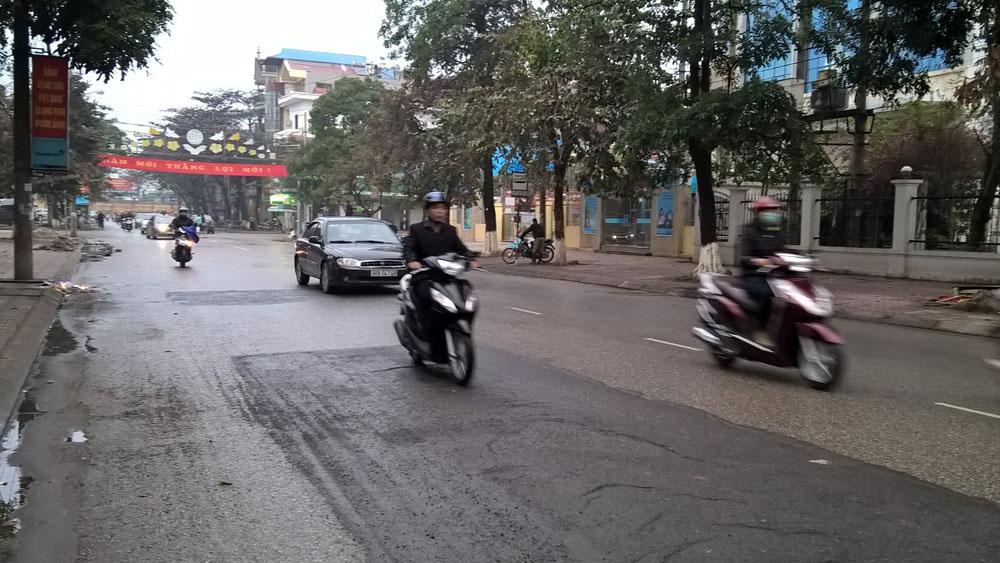 Bắc Giang: Mưa rào rải rác, trời rét