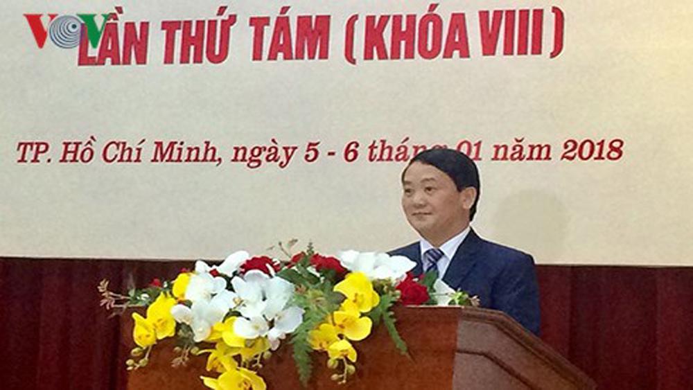 Ông Hầu A Lềnh giữ chức Phó Chủ tịch kiêm Tổng Thư ký Ủy ban Trung ương  MTTQ Việt Nam