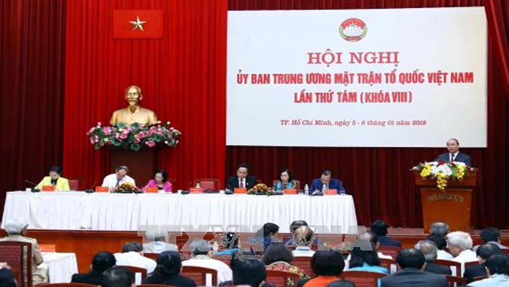 Chỉ thị của Ban Bí thư Trung ương Đảng về Đại hội Mặt trận Tổ quốc Việt Nam lần thứ IX