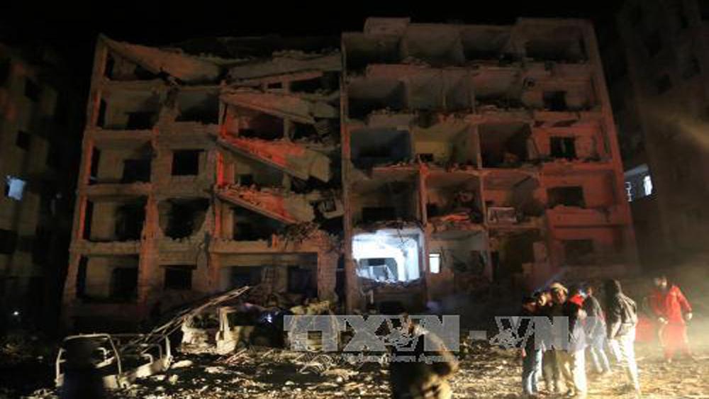 Syria: Nổ bom ở thành phố Idlib, ít nhất 18 người thiệt mạng