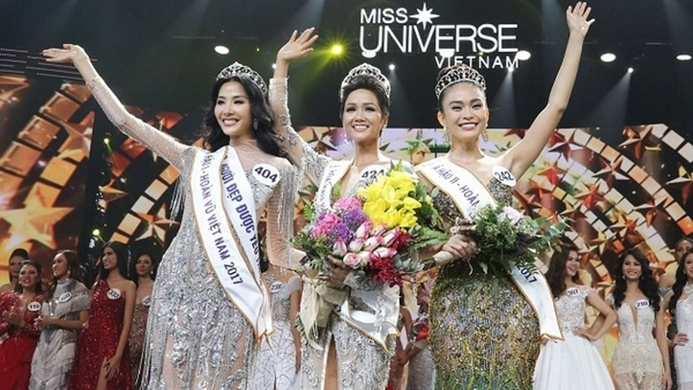 E De ethnic minority, E De beauty, Miss Universe Vietnam, 2017, H'Hen Nie, final night, beauty pggeant, freelance model, valuable gifts, Vietnam's Next Top Model