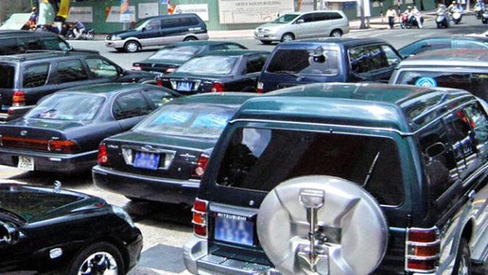 """Bộ Tài chính """"cấm"""" thanh lý xe công theo hình thức chỉ định"""