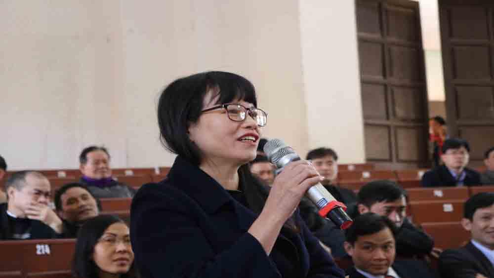 Huyện Lục Nam đẩy mạnh phòng, chống tham nhũng năm 2018