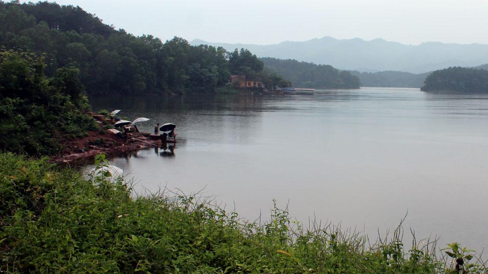 Không có dự án Khuôn Thần Eco Lake triển khai tại Bắc Giang