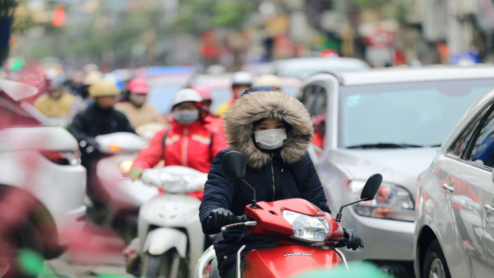 Bắc Bộ và Hà Nội rét đậm đến ngày 14-1, nhiệt độ thấp nhất 9 độ C