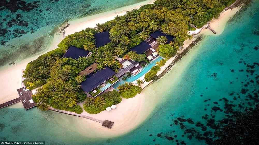 Chiêm ngưỡng, hòn đảo, du khách, siêu giàu