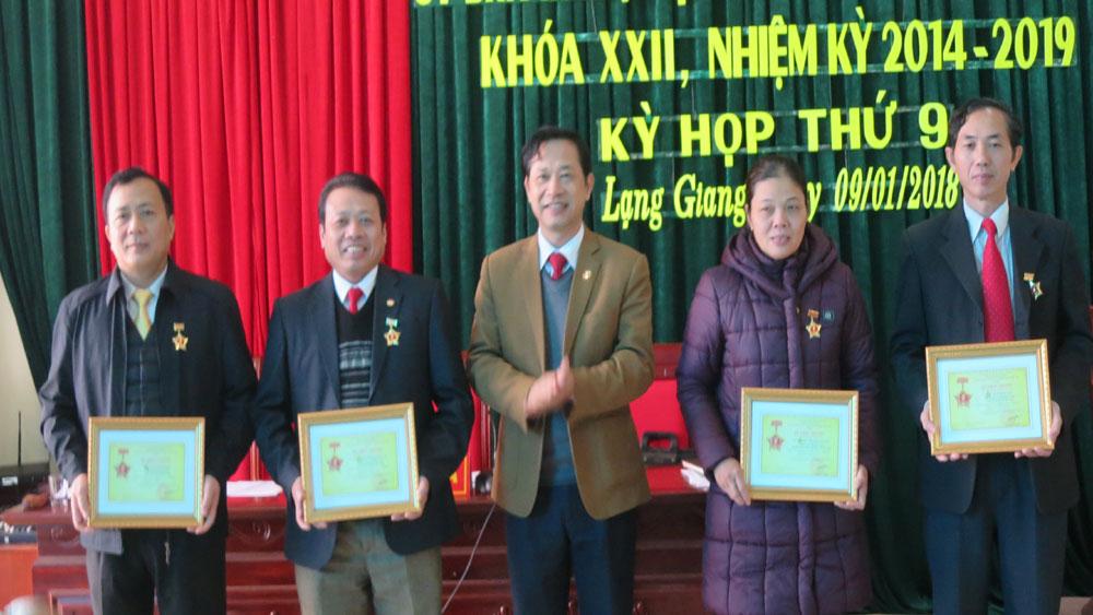 Ủy ban MTTQ huyện Lạng Giang triển khai nhiệm vụ năm 2018