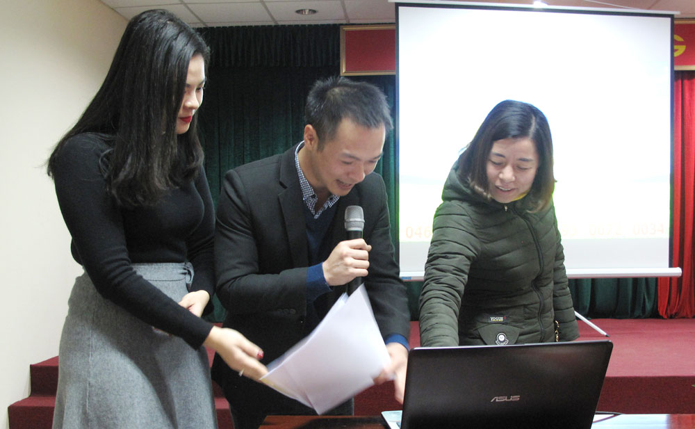 Viettel Bắc Giang,  Quay số trúng thưởng,  kênh phân phối,  gói cước 4G