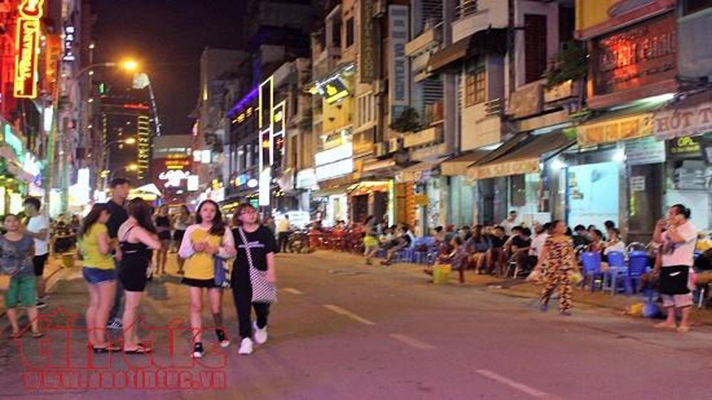 TP Hồ Chí Minh, phố đi bộ,  nhân dịp, Tết Nguyên đán, 2018