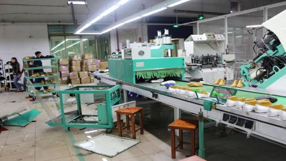 Nữ Phó Quản đốc tử vong trong vụ nổ nồi hơi Công ty giầy ở Quảng Ninh