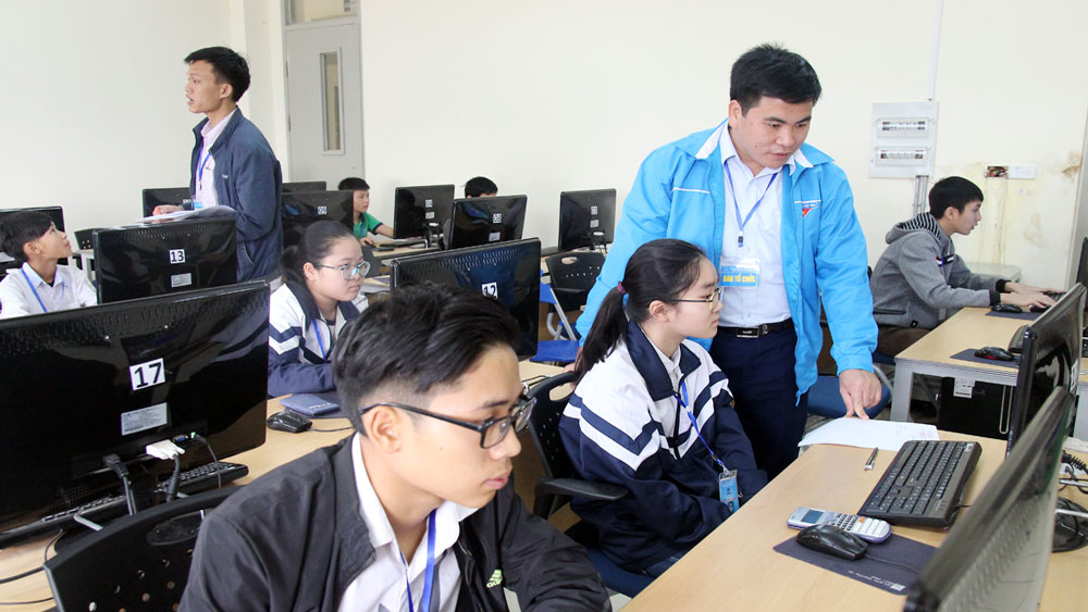 Phát động hưởng ứng hội thi Tin học trẻ