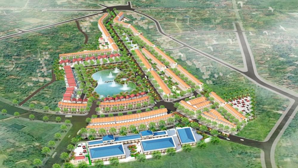 Triển khai thực hiện dự án Khu đô thị phía Nam thị trấn Thắng