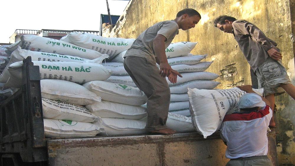 Cung ứng 1,5 nghìn tấn phân bón trả chậm cho nông dân