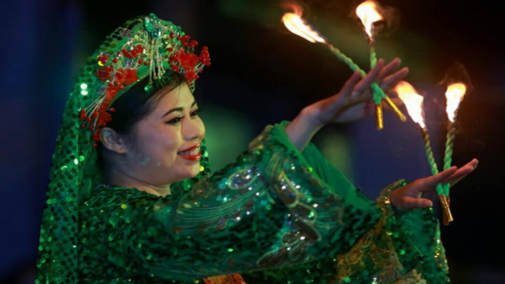 Ra mắt loạt phim về tín ngưỡng thờ Mẫu Tam phủ của người Việt