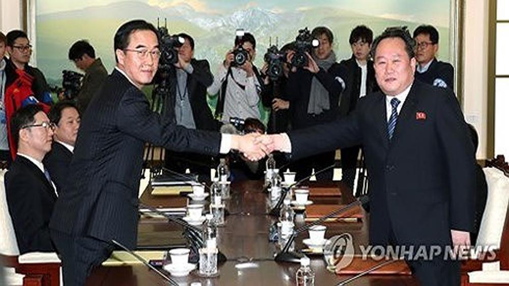 Quốc tế hoan nghênh kết quả đối thoại liên Triều