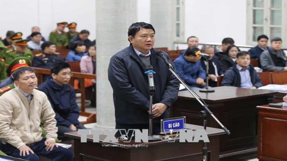 Xét xử ông Đinh La Thăng và đồng phạm: Xoay quanh kết luận giám định PVN và PVC thiệt hại gần 120 tỷ đồng
